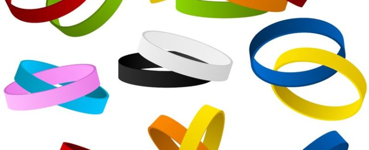 14291010 - set of colorful wristband