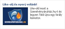 Facebook Hirdetés példa