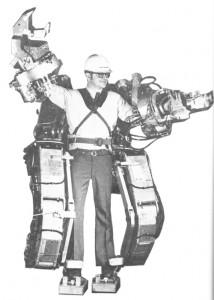Hardiman - külső páncélzat, vagy robot váz