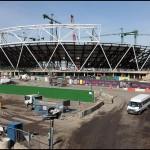 Az Olimpiai Stadion tervezete