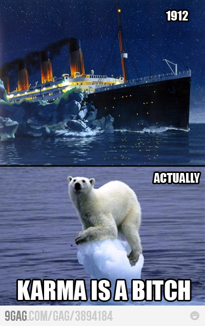 Klímaváltozás - (Akkor és most)