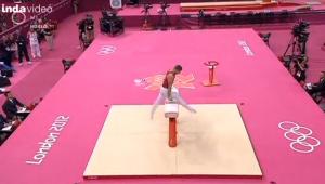 Berki Krisztián olimpiai aranyat érő gyakorlata (VIDEÓ)