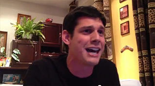 Szántó Dávid kommentálja Gyurta Dani parádés győzelmét (VIDEÓ)