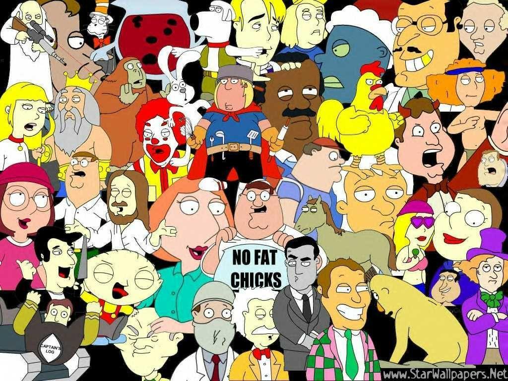 A Family Guy világa