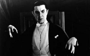 Lugosi Béla a Drakula című filmben