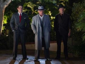 A maffiafőnök és két embere
