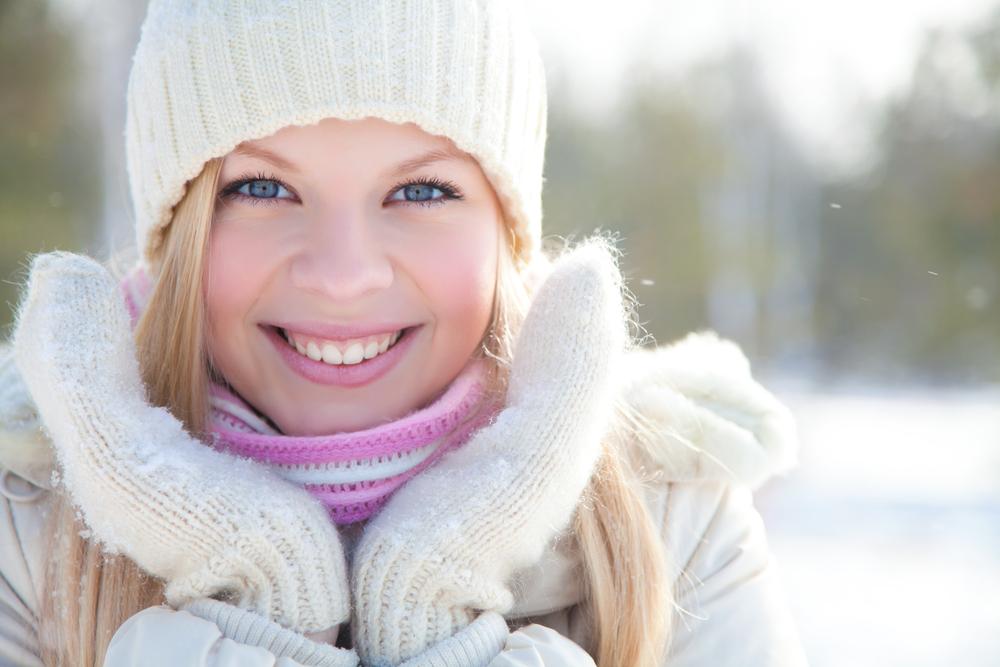 Az érzékeny bőr télen is kiemelt figyelmet érdemel