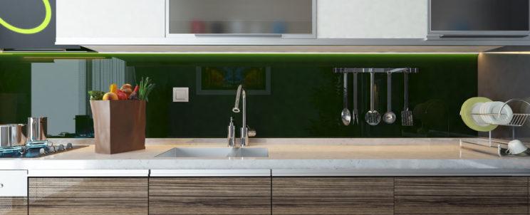 teljes tisztaság a konyhában
