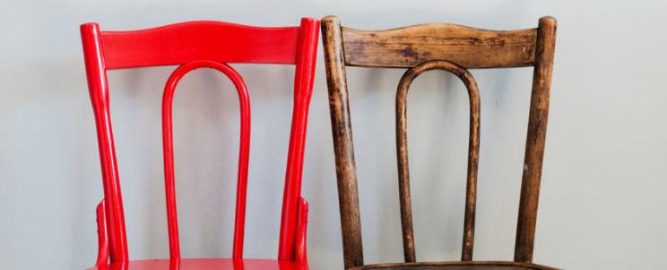 Keltse életre régi bútorait restaurálással!