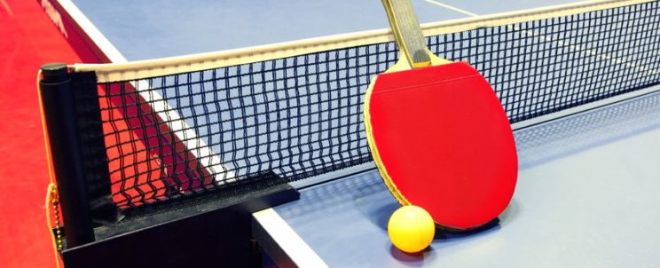 Szórakozás az egész családnak: Ping-pong