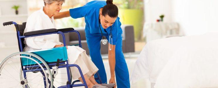 otthoni ápolás