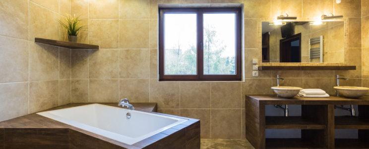 Alakítsa egyedire fürdőszobáját különleges anyagokkal és eszközökkel!