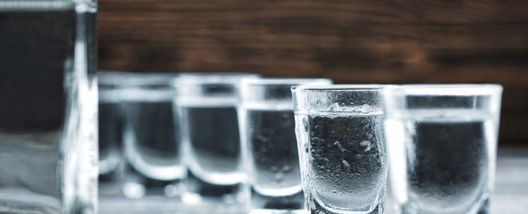 Az északi lélekmelegítő: A vodka