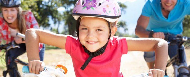 Ezért fontos a kerékpáros fejvédő használata