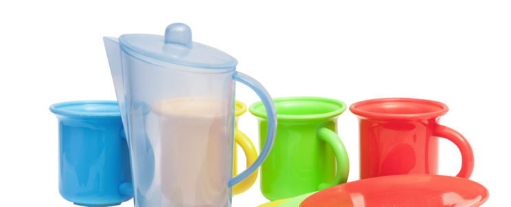 Az Új Hullám: Tálak, poharak és kancsók