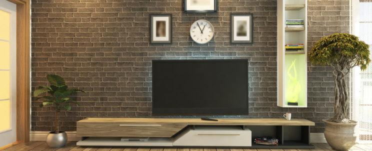 Válasszon stílusos TV állványt!