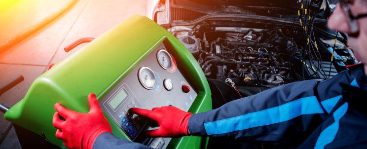 Ózonos klímatisztítás, fertőtlenítés: az Ön autójával mi a helyzet?