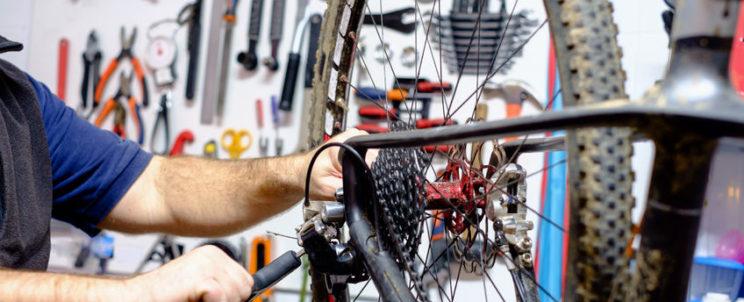 Gondoskodjon kerékpárja kiváló állapotáról megbízható termékekkel!