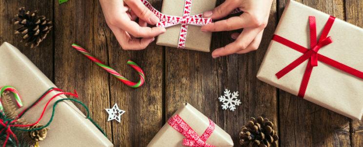 Helyezzen a karácsonyfa alá saját kezűleg készített ajándékokat!