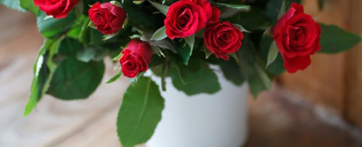 Remek karácsonyi ajándék lehet a virágküldés külföldre is!