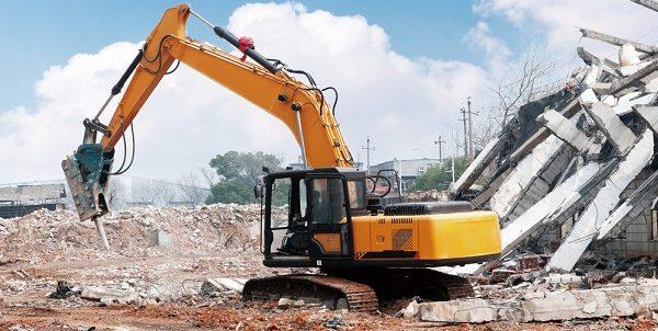 Oldja meg szakszerűen és gyorsan az épületbontást!