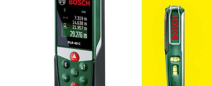 Jusson pontos adatokhoz egyszerűen és gyorsan, lézeres távolságmérővel!
