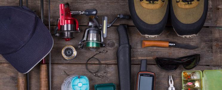 Készítse össze horgász kellékeit Solar SP termékek használatával!