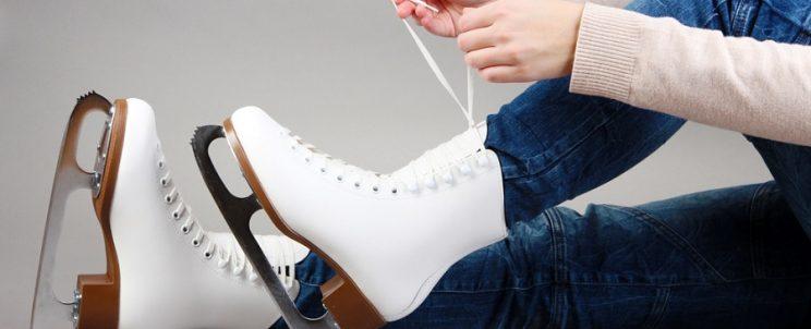 Profin siklani csak jó korcsolyával lehet!